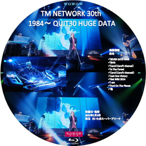 Tmnetwork30th1984quit30bd