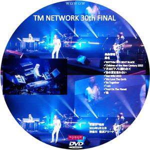 Tmnetwork30thfinaldvd
