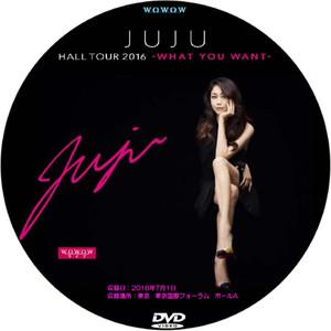 Juju_hall_tour2016dvd