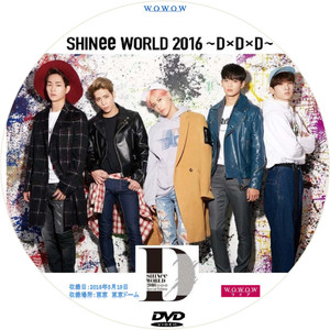Shinee2016dvd