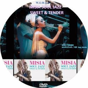 Misia-dvd